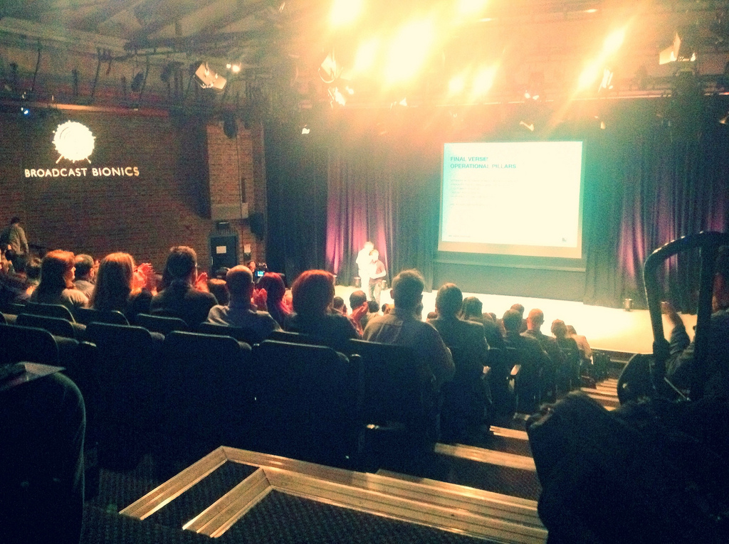 Nextradio Conference London 2013