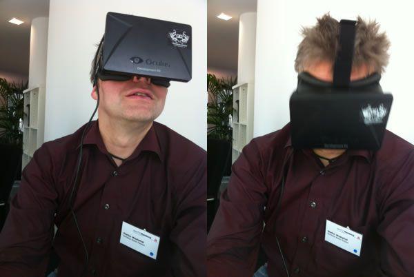 Die Oculus Rift im Livetest